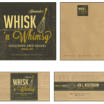 Whisk N Whimsy Brand package