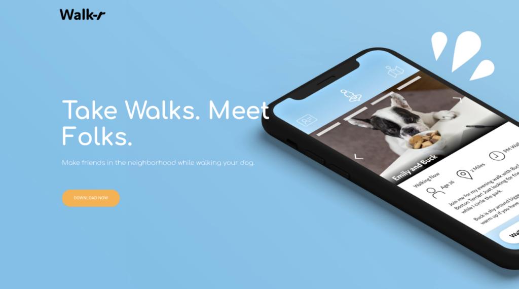 Walk-r App - Tara Kennedy
