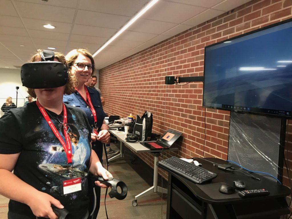 VR For Educators Training
