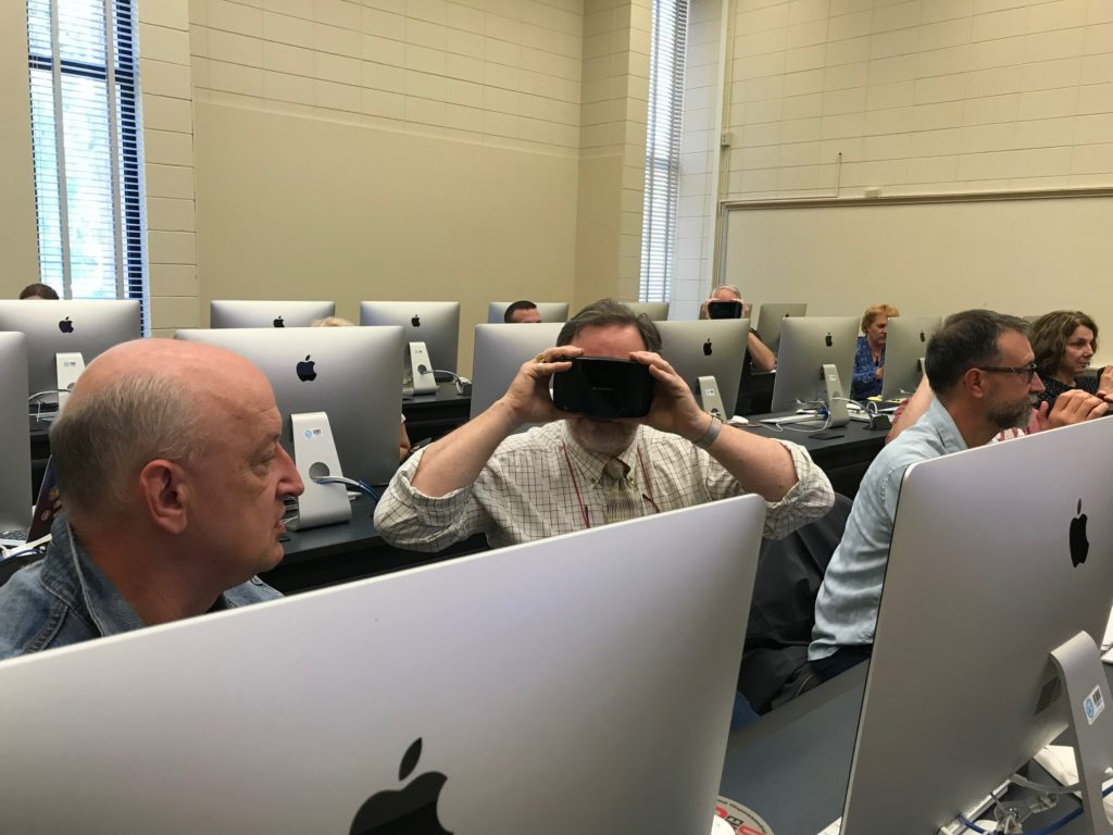 Google Expeditions Educator Training